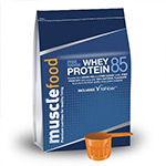 Free Range Whey Protein 85 Concentrate - 250g - Christmas Pudding