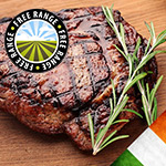 2 x 6-7oz Irish Grass Fed Rump Steaks****DELISTED****
