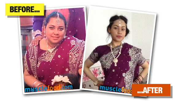Rahima - Before & After