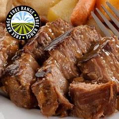 500g Beef Braising Steaks