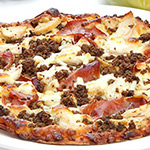 Mighty Meat High Protein Pizza - 2x350g
