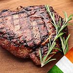 6 x 6-7oz Irish Grass Fed Rump Steaks