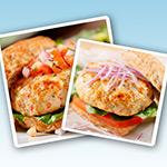 Chicken Breast Burger Bundle