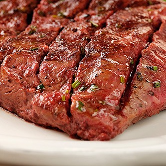 Flat Iron Steaks