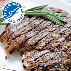 2 x 4oz Lite Beef Minute Steaks
