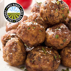 20 x 20g Lean British Meatballs