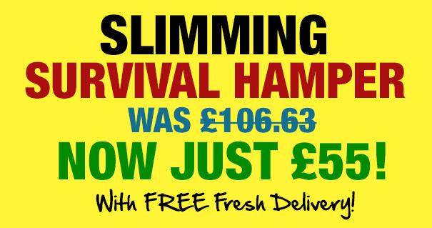 Slimming Survival Hamper Now Just £55