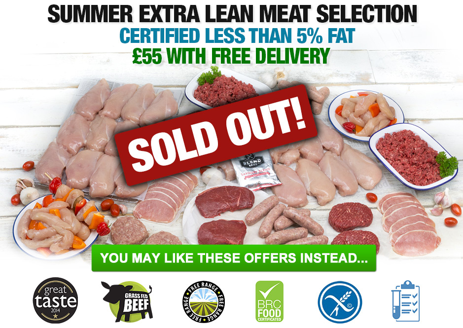 Summer Extra Lean Selection