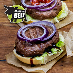 Lean Steak Burgers