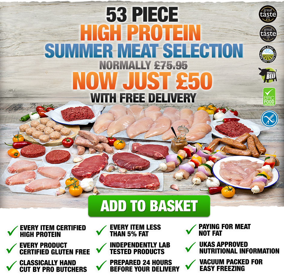 Summer Meat Selection