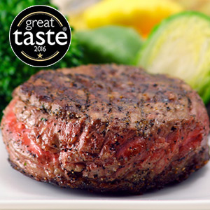 6 x 141g Matured Free Range Fillet Steaks - 3 For 2