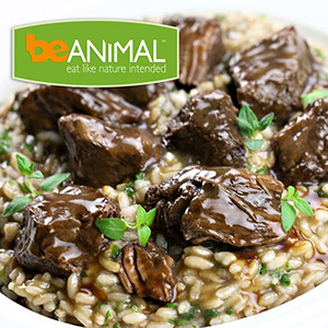 3 x Tender Beef in Thyme with Rice - 39g Protein