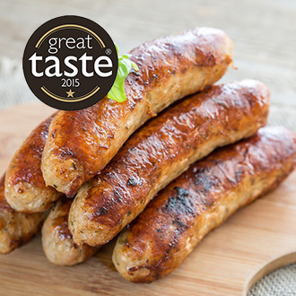 Cumberland Sausages - 4 packs