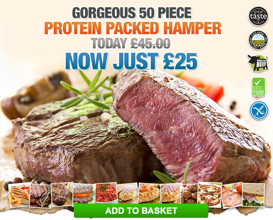 Protein Packed Hamper
