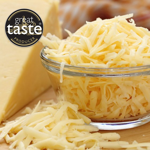 400g Grated High Protein & Low Fat Cheese