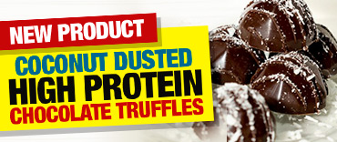 High Protein Truffles