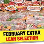February Extra Lean Selection