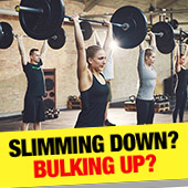 Slimming Up? Bulking Down?