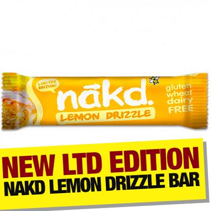 Nakd Lemon Bar
