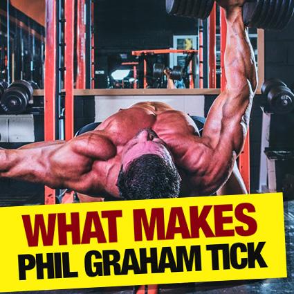 Phil Graham Bodybuilder