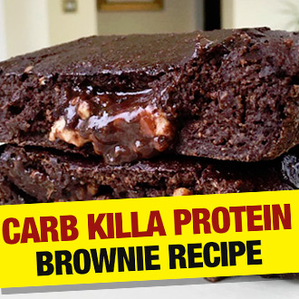 Carb Killa Protein Brownie