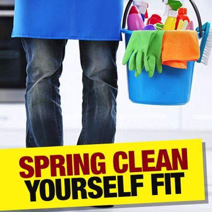 Spring Clean fit