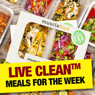 Live Clean™ Meals For The Week