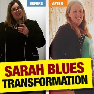 Sarah Blues Transformation