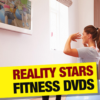Reality Stars DVDs