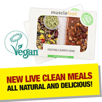 NEW Live Clean Meals