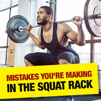 11 mistakes you're making in the squat rack...