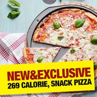 New & Exclusive Sanck Pizza