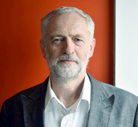 Jeremy Corbyn - Labour