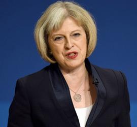 Theresa May - Conservatives