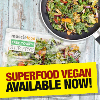 Superfood VEGAN stir fry pack