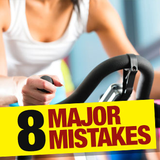 8 mistakes you're making in & out of the gym