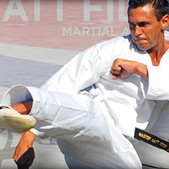 Meet Jacko's Former Bodyguard… Martial Arts Superstar Matt Fiddes