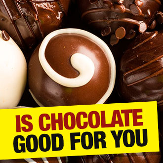 chocolate good for you