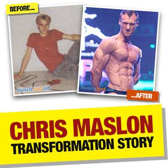 Chris Maslon