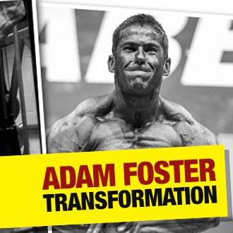 Adam Foster Transformation