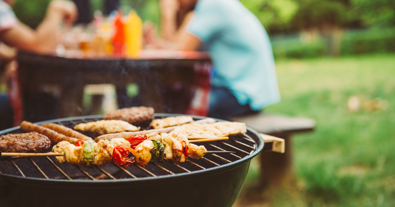 what to eat at BBQ