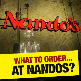 What Would A Nutritionist Order… At Nandos