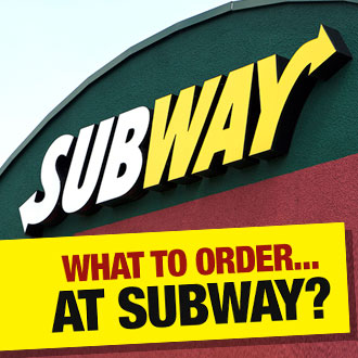 What Would A Nutritionist Order… At Subway