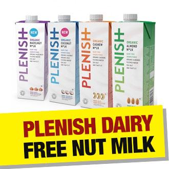 Plenish Almond Milk
