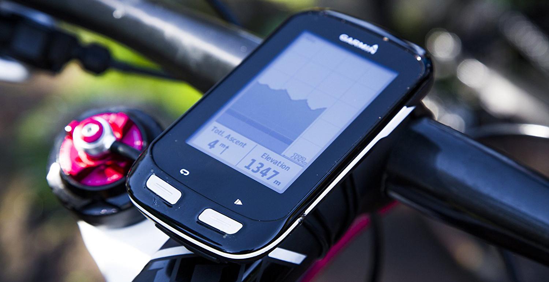 Garmin Edge 1000 GPS Cycle Comp