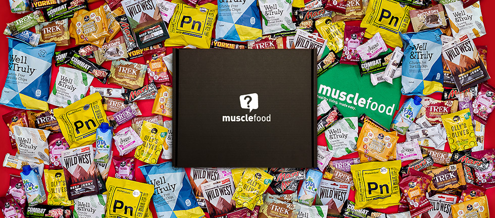 Muscle Food Mystery Box
