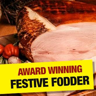 Festive Fodder
