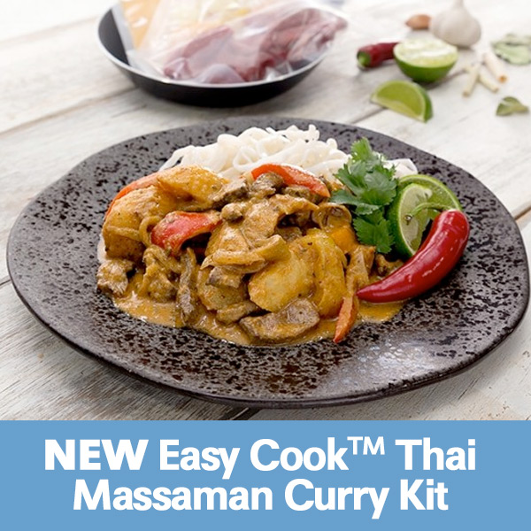 Thai Massaman Curry Kit