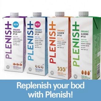 Plenish Dairy Free Nut Milk