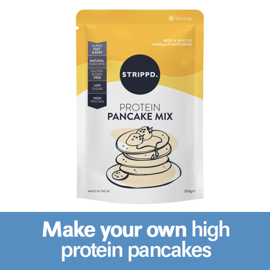 Make Your Own Pancakes